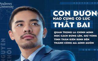 CEO Nguyễn Khôi - nhà sáng lập Wefit