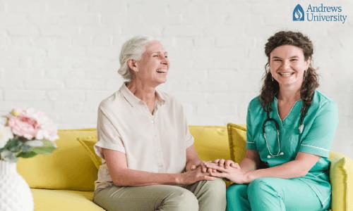 Dịch vụ chăm sóc người cao tuổi